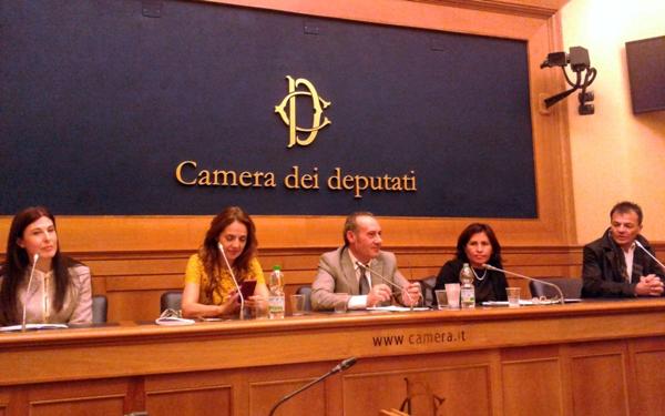 camera dei deputati presentazione della iv edizione la