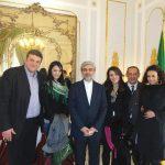 AMBASCIATORE IRAN - FESTA NAZIONALE