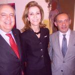 S. E. Hassan Abouyoub, Amb. del Regno del Marocco e S. E. Bukurije Gjonbalaj, Amb. della Repubblica del Kosovo