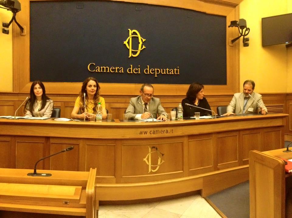 camera dei deputati presentazione della v edizione la