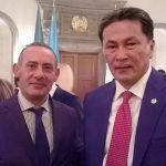AMBASCIATORE ANDRIAN YELEMESSOV KAZAKHSTAN