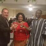 AMBASCIATRICE MOLLY ANIM ADDO - GHANA