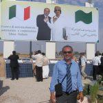 GADAFI E BERLUSCONI LIBIA