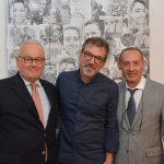 AMBASCIATORE GIAMPAOLO CANTINI - ARTISTA GIOVANNI CASELLATO VINTO 1° PREMIO